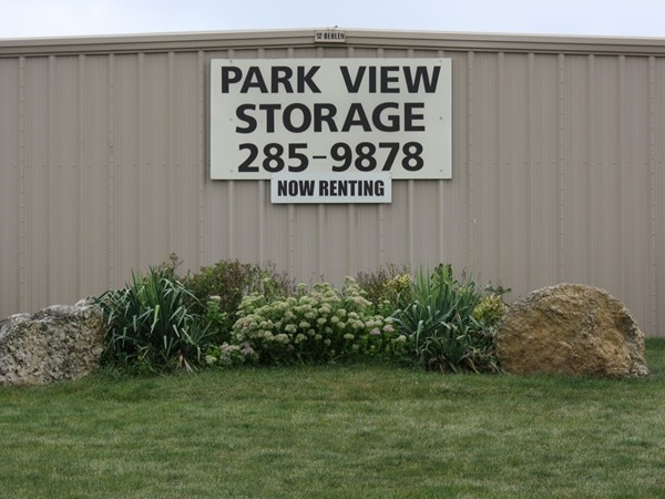 Park View Storage is one of three storage places in Park View