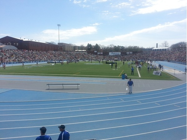Drake Relays is one of the best events of the year in the entire state!