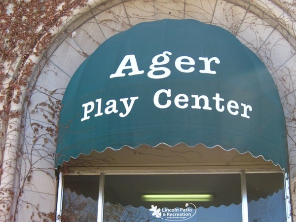 Ager Play Center near the Lincoln Children's Zoo