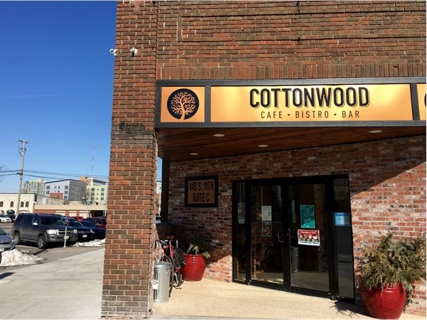 Are you Looking for a place to eat in downtown Lincoln? Here is one of the many places to go