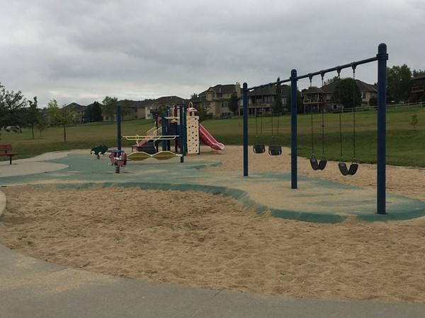 Great park for kids to play