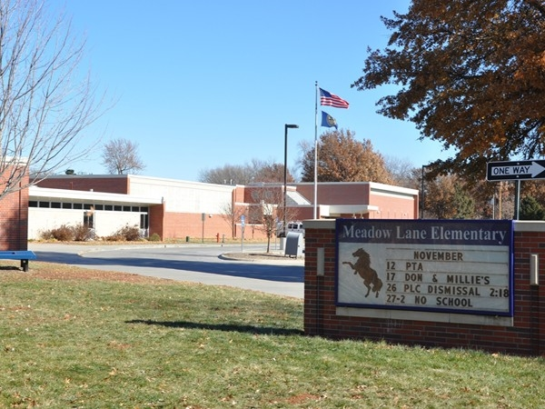 Meadowlane Elementary in Northeast Lincoln