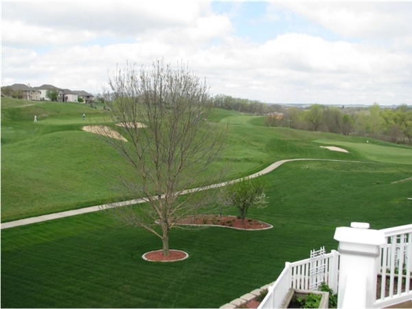 If you love a golf course with rolling hills you will love Bent Tree