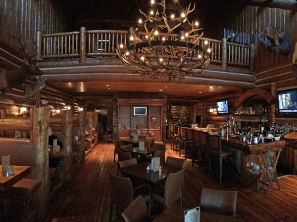 Bar & Grill At the Lodge!  Come as you are!