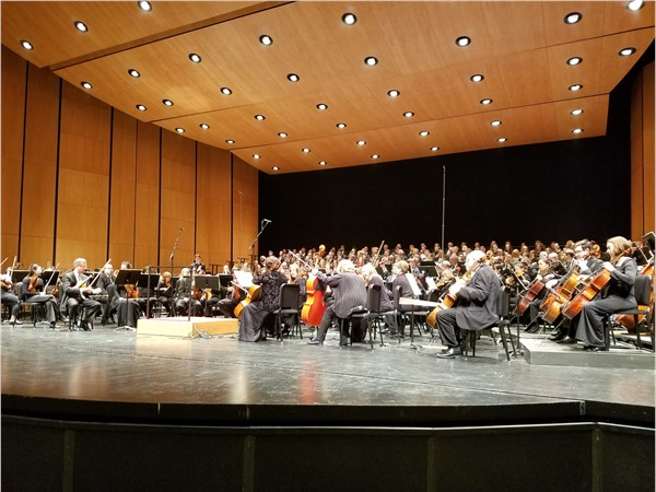 Beethoven Concert at the Civic Center