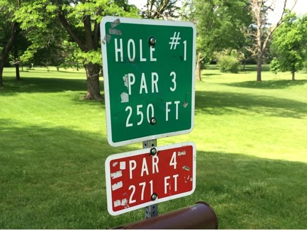 Heritage Park Disc Golf