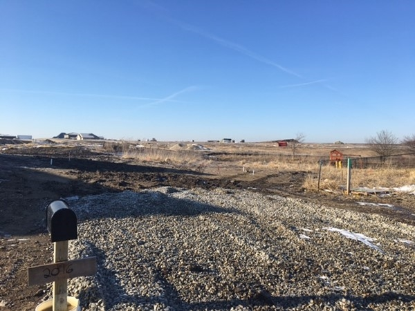 Phase three of Prairie West, CF is starting up soon. It will eventually connect to Greenhill Road