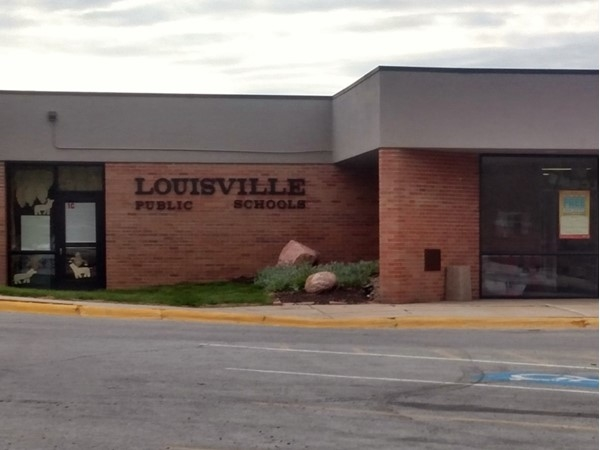 Louisville Public Schools. My kids had a great time here