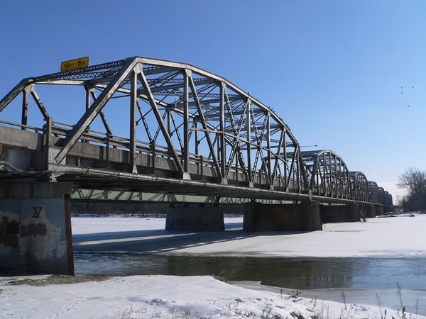 Columbus Loup River Bridge
