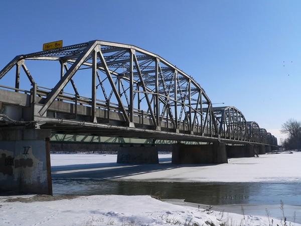 Columbus Loup River Bridge