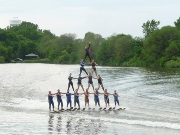 Waterhawks Ski Team, Ski Shows