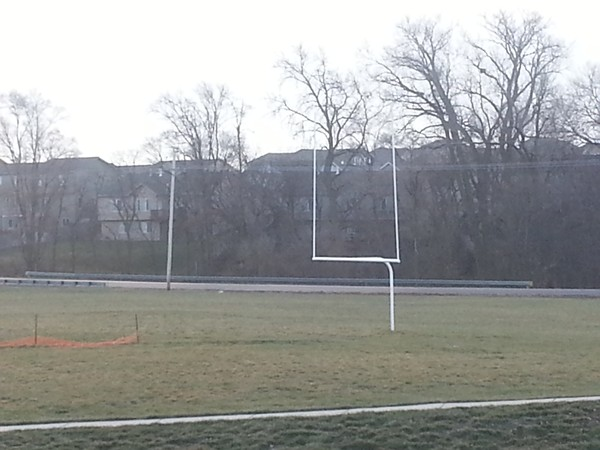 Copperfields Football Field.