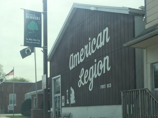 The Denver American Legion offers a breakfast on the first Sunday of the month