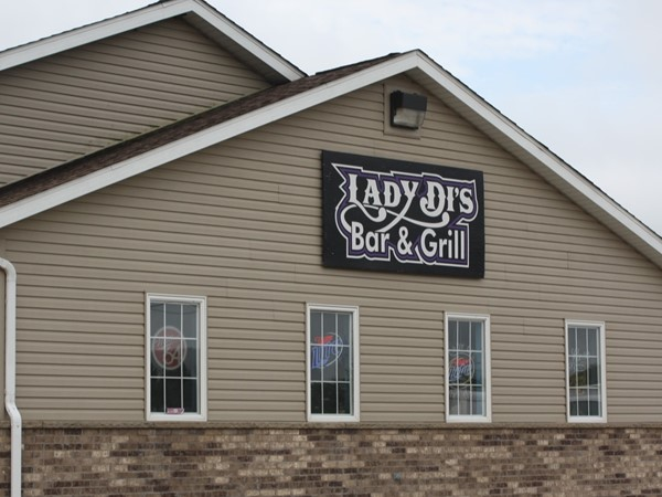 Lady DI's is a local bar & grill here in Park View