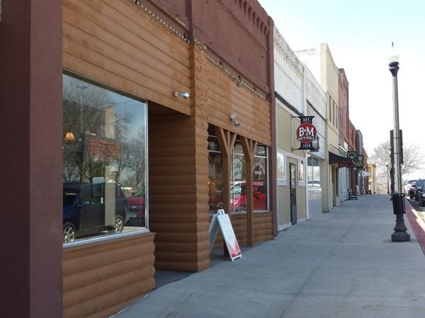 Main Street- Panora Iowa