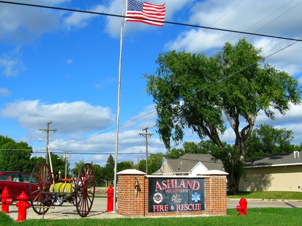 Ashland, Nebraska Fire Department