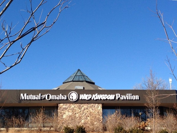 Mutual of Omaha's Wild Kingdom for children to have a hands on experience