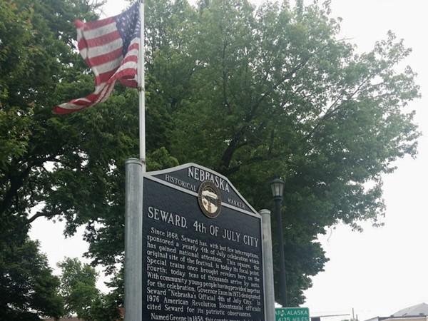 Seward 4th of July City
