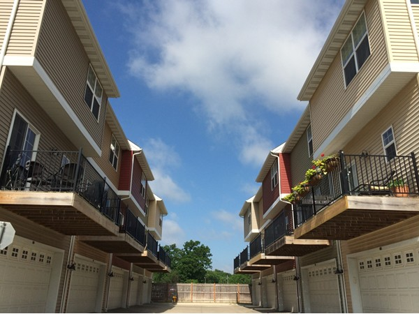 Midtown Heights, across from Gateway Market