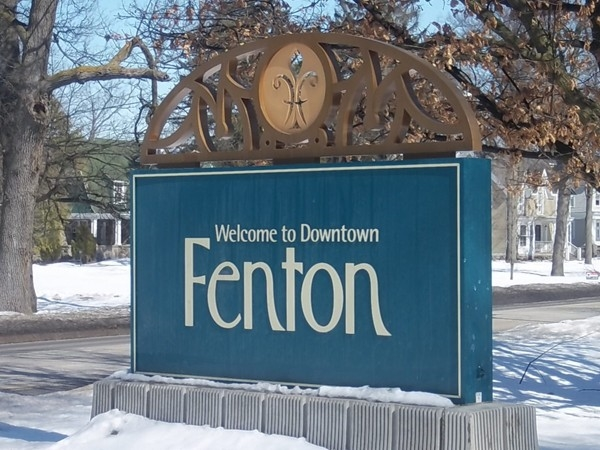 Downtown Fenton, City of Fenton