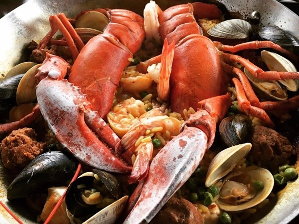 Fresh lobster in Bay City
