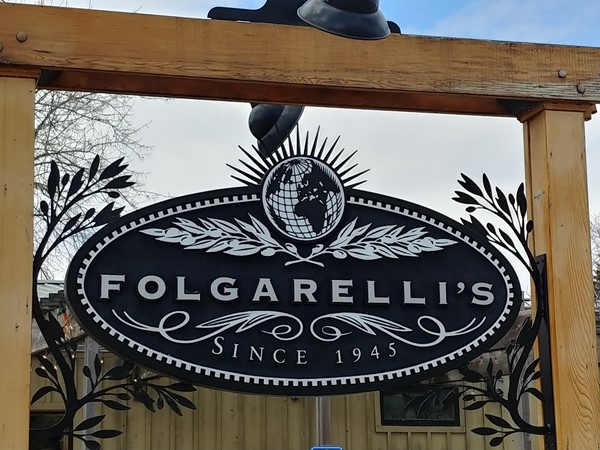 Grab a corned beef sandwich from Fogarelli's...you won't regret it