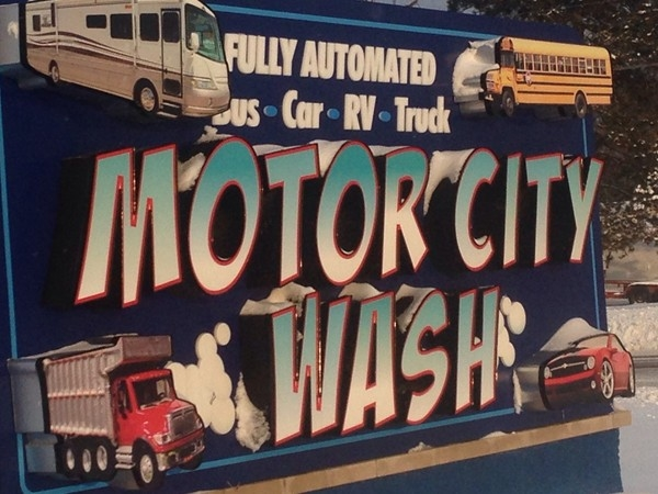 Motor City Wash in Mundy Township is one of the best area wash facilities for any vehicle