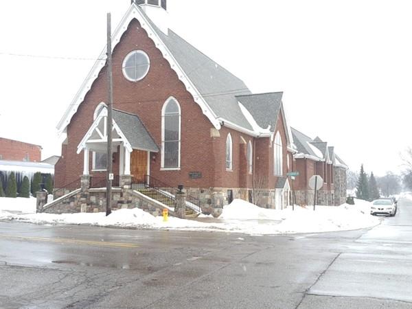 First Presbyterian Church, Fenton