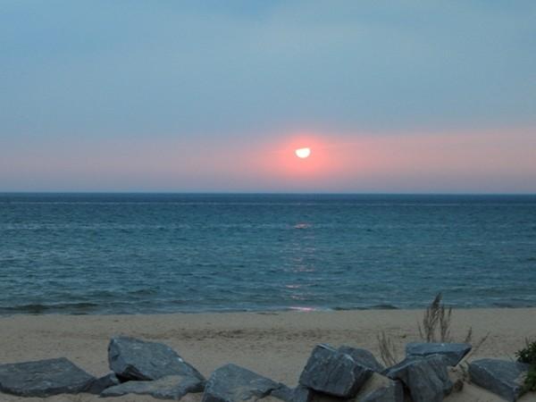 Empire Beach Evening