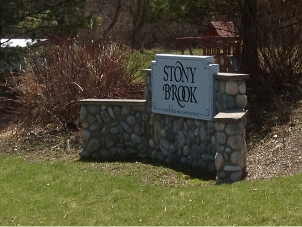 Stony Brook is a great neighborhood in the Linden School district and close to US-23