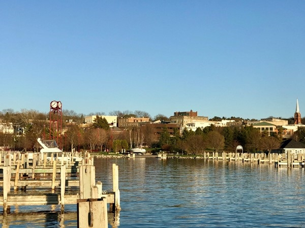 Spring is a great time to enjoy Petoskey