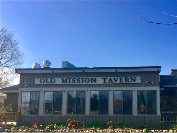 Enjoy fine art and fine dining at Old Mission Tavern and Bella Galleria