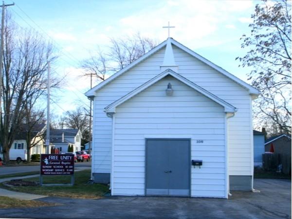 Free Unity General Baptist Church - Fenton