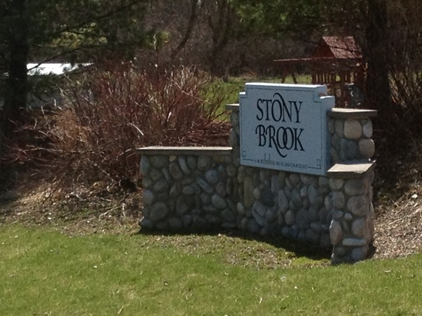 Welcome to Stony Brook in Linden.  Newer homes with so much to offer