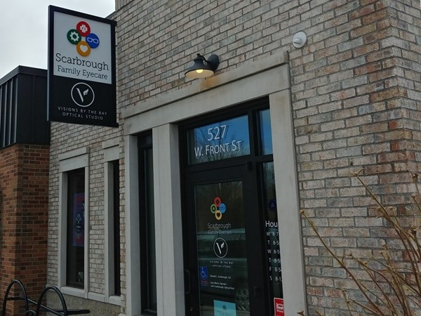 Scarbrough Family Eyecare - clear vision and great local service