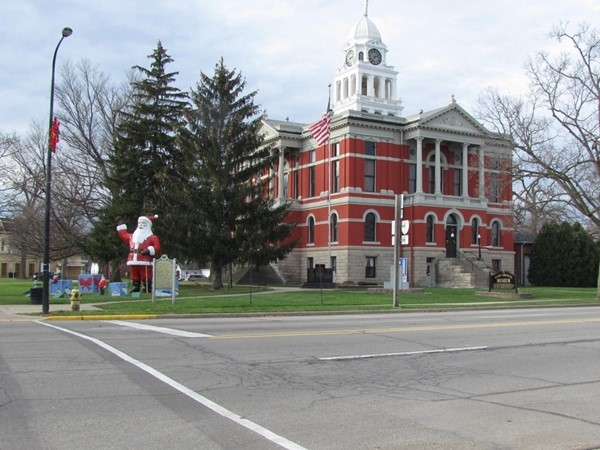Old Eaton County Courthouse