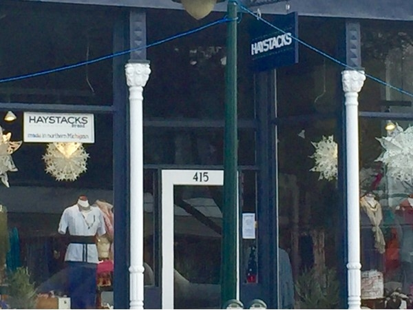 We love the Old Town Haystacks store for their great outfits