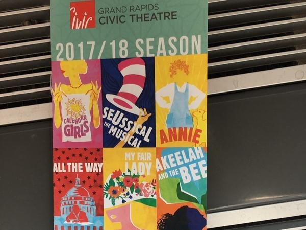 Civic Theater has an amazing 2017-2018 season line-up