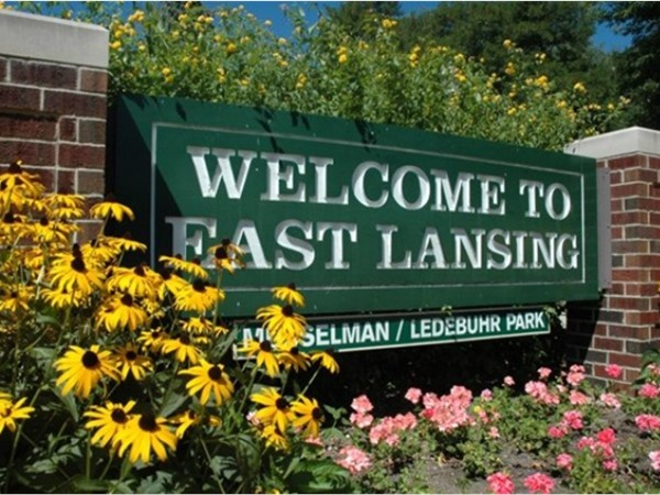 Welcome to East Lansing