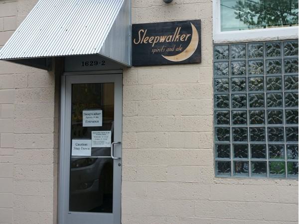 Lots of breweries in Lansing, including Sleepwalker that's community owned