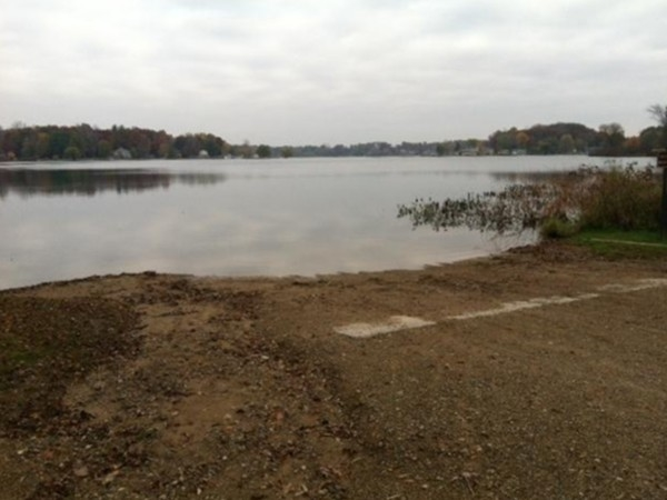 Clear Lake Public Boat Launch