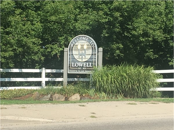 Welcome to Lowell Michigan