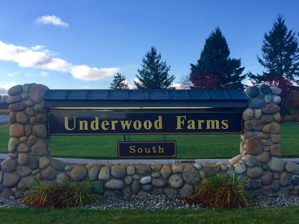 Underwood Farms South has impressive, single family luxury homes