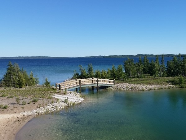 Special spot on Lake Charlevoix
