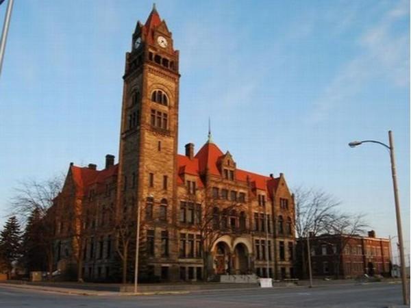 City Hall Bay City Michigan