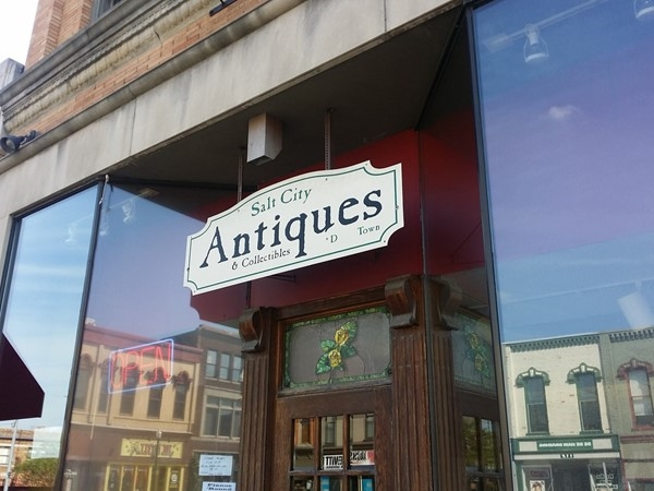 Salt City Antiques in Ypsilanti