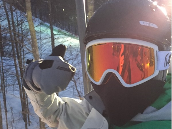 Thumbs up for Schuss Mountain's $10 lift tickets, Wednesdays 5:00-9:00 p.m. sponsored by WKHQ