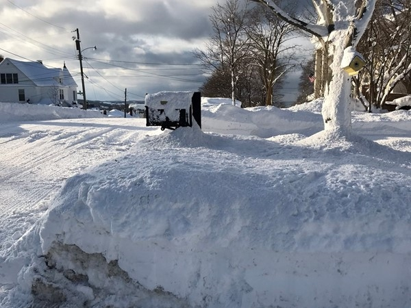 Yes, Petoskey gets some snow