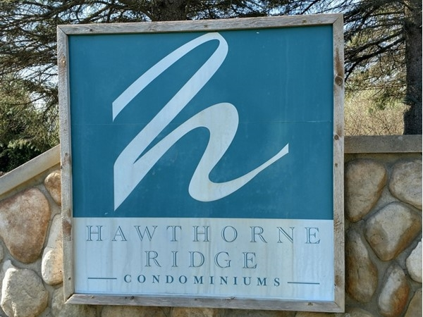 The only condo development in the village. Beautiful place to call home, waking distance to town