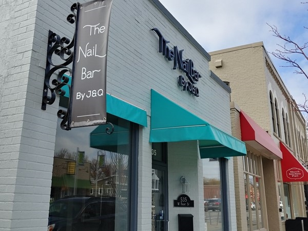 Need to spruce up for spring? Check out the Nail Bar on West Front Street